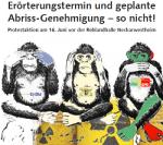 Weiterlesen: Absage - die Bürgerinitiativen der AG AtomErbe lehnen den Erörterungstermin ab und rufen zu...